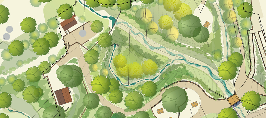 bluegreen consulting: landscape architecture | planning | design